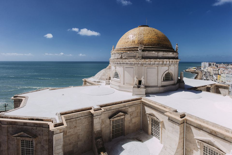 Dome of Cadiz Cathedral
