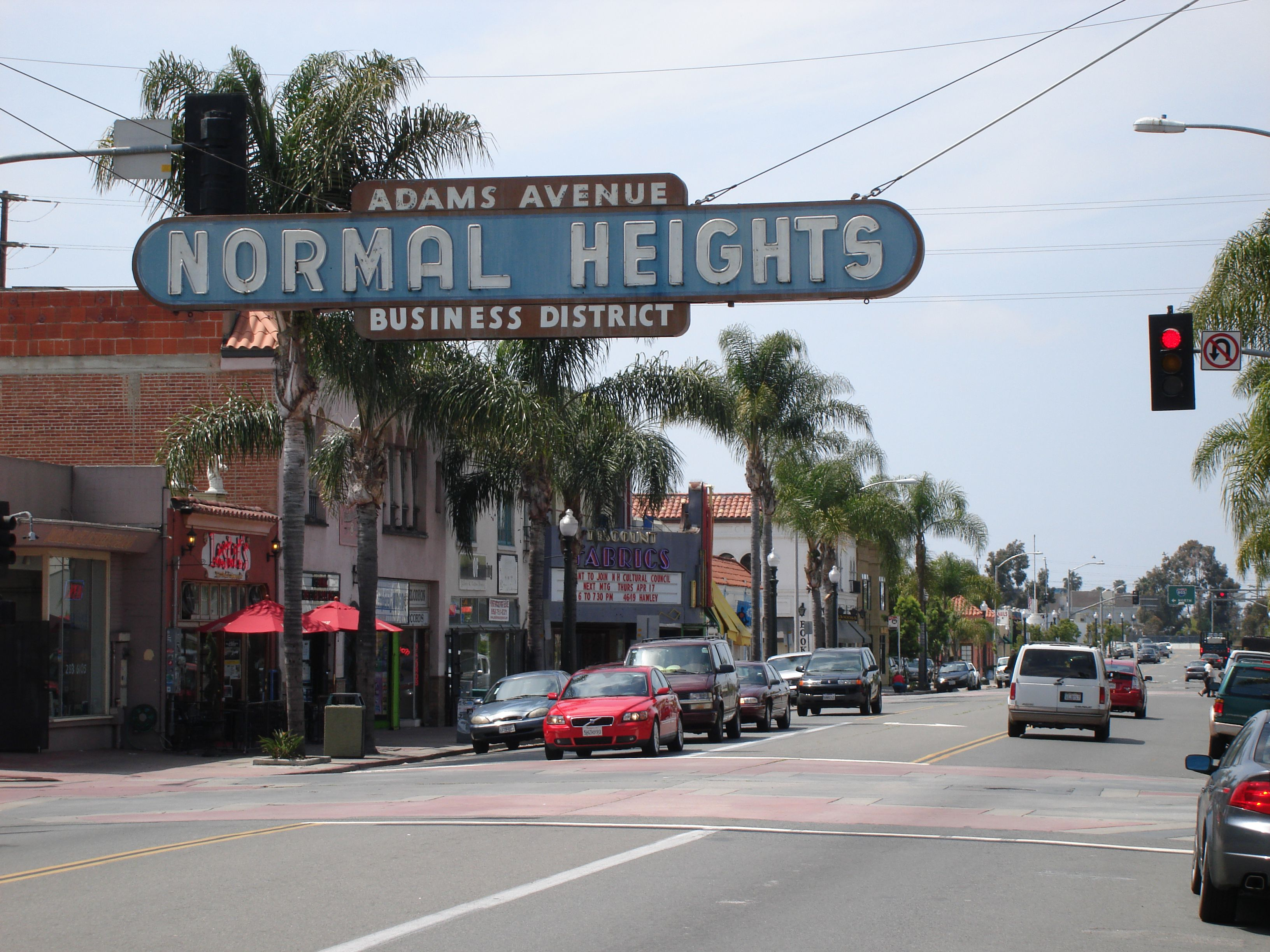 What to See and Do in Normal Heights, San Diego