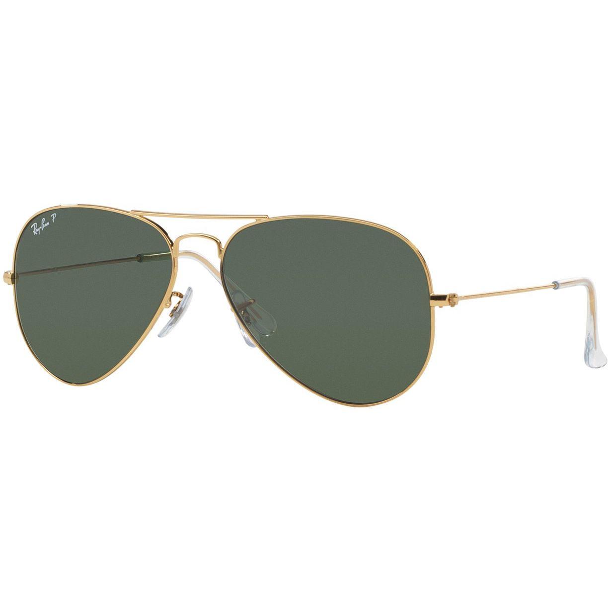 Ray-Ban Polarized Sunglasses , RB3025 AVIATOR