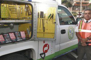 Green Angels (Ángeles Verdes) Roadside Assistance