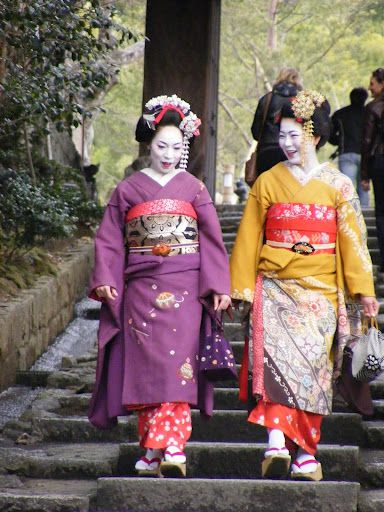 Kyoto Japan Geisha