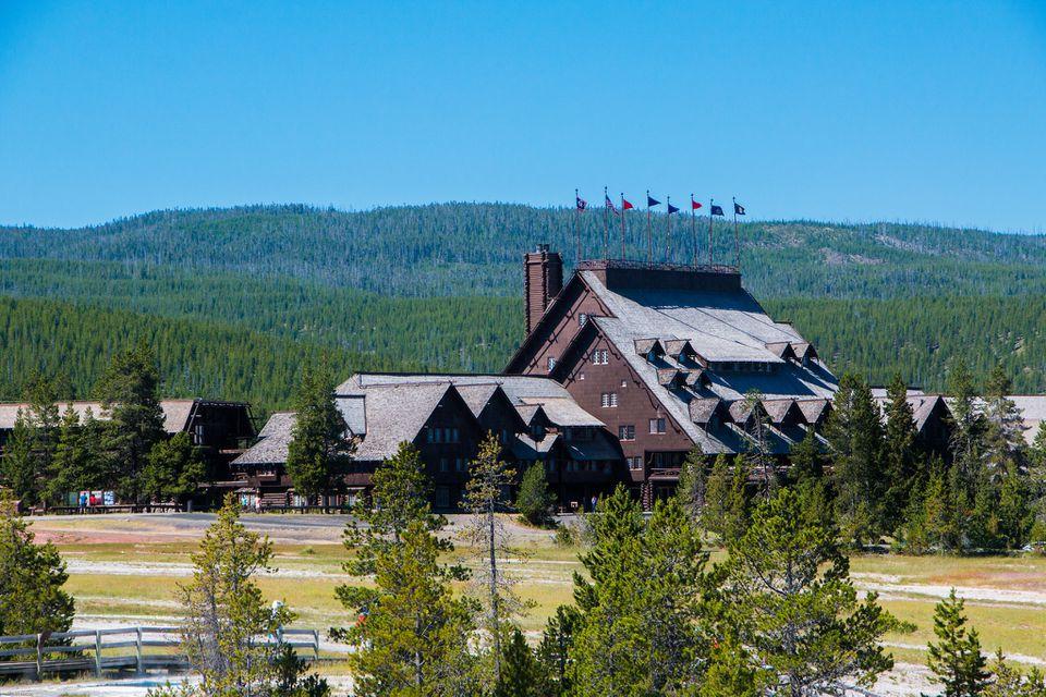Lodging Near Yellowstone