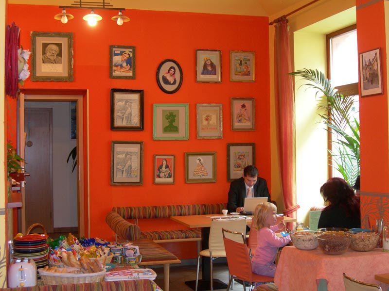 Aparthotel City 5 Cafe