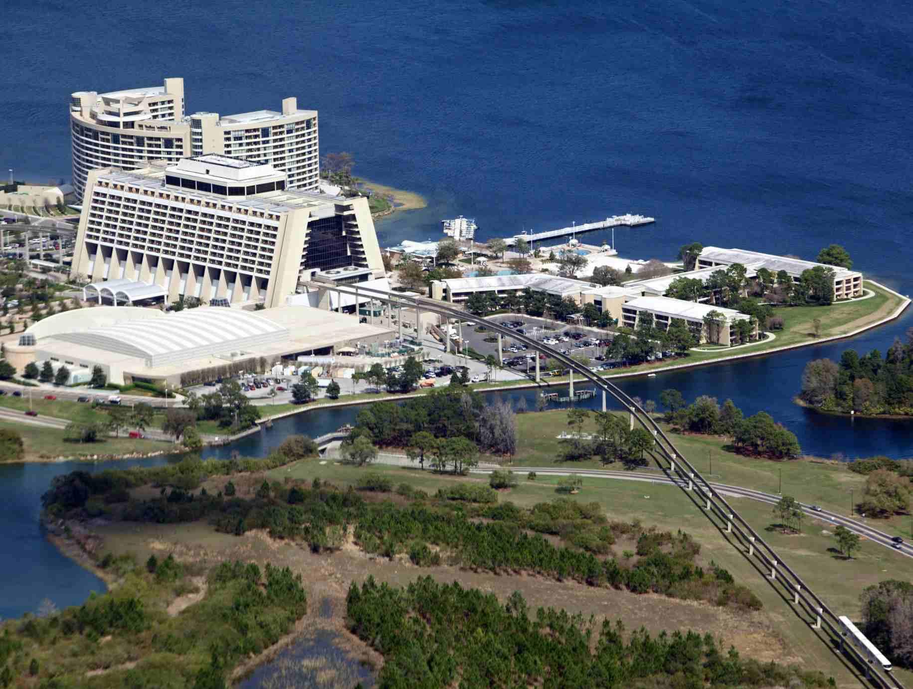 Disney's Contemporary Resort Orlando