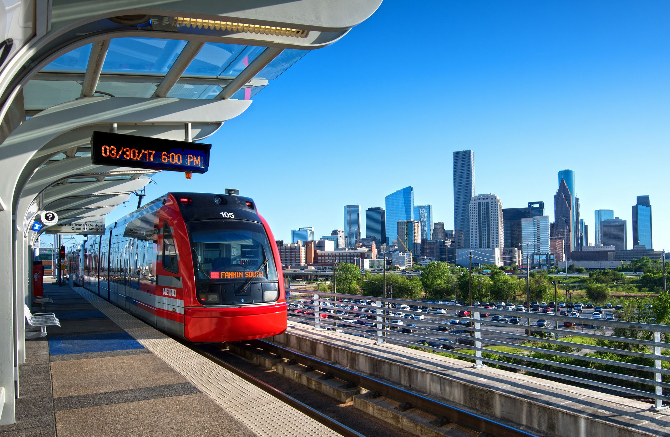 Getting Around Houston: Guide to Public Transportation
