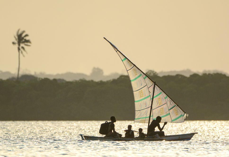 Quirimbas Archipiélago Isla Paraíso de Mozambique