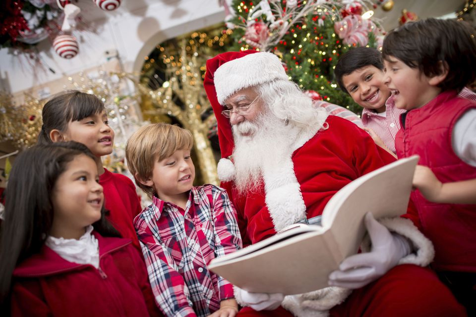 Best Christmas Events for Kids in Washington DC, MD and VA