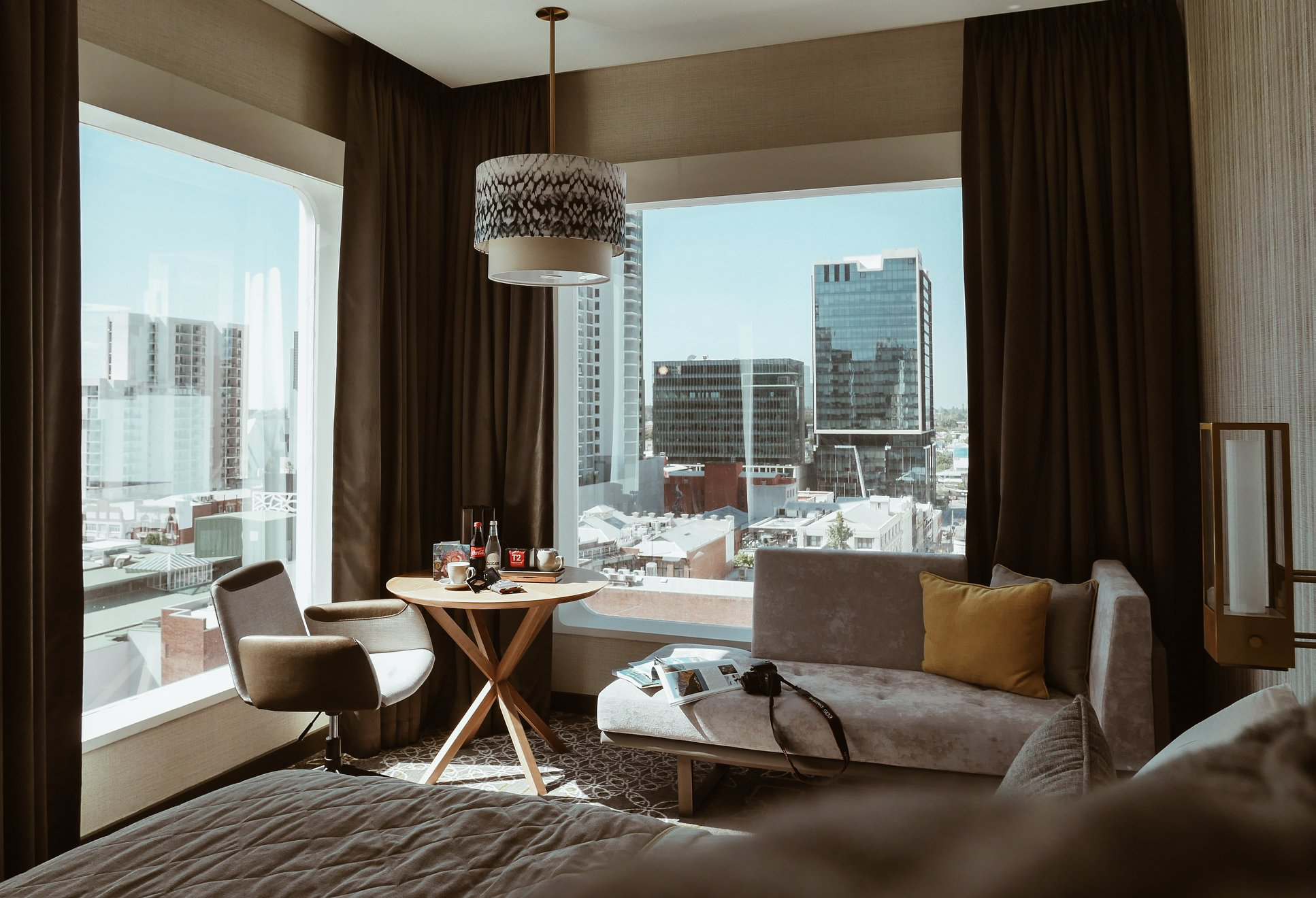 Room at the Intercontinental Perth