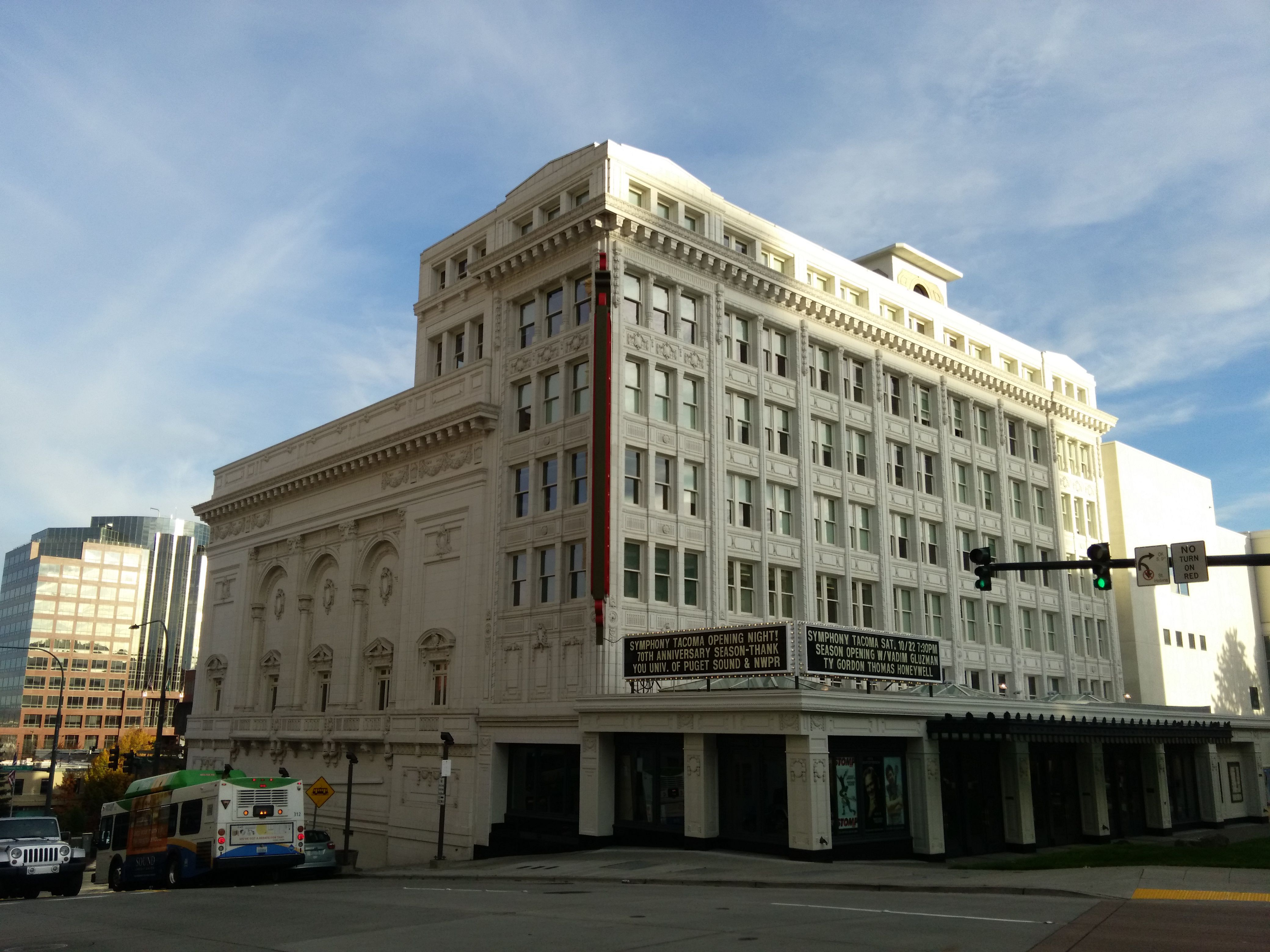 Pantages Theatre Tacoma
