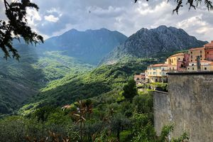 Scapola, Molise Italy