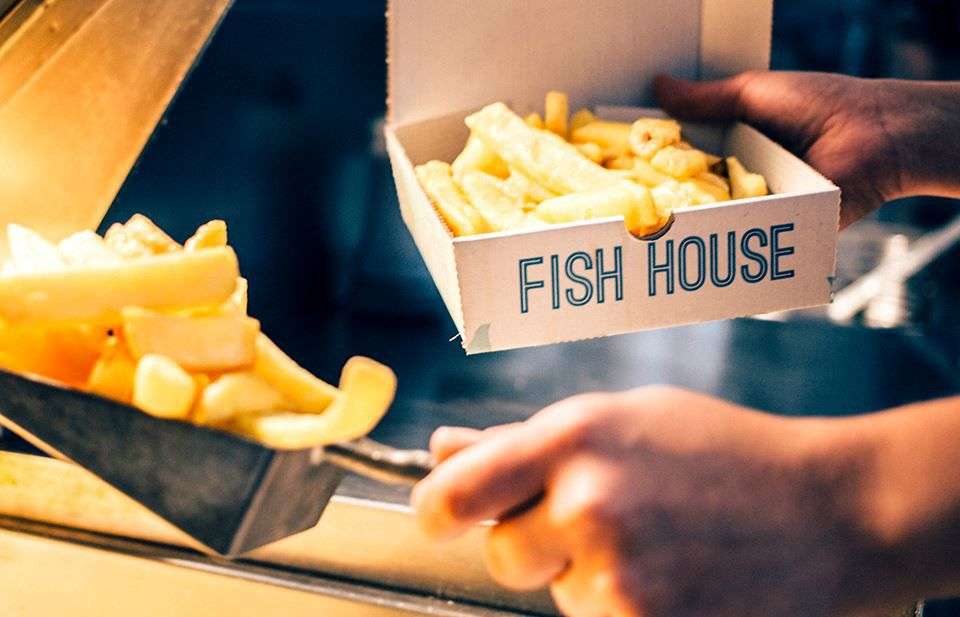 The Fish House in London