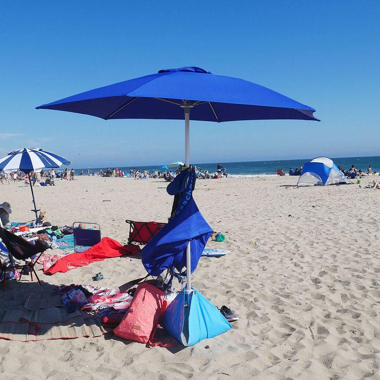 Beachbub All In One Umbrella System