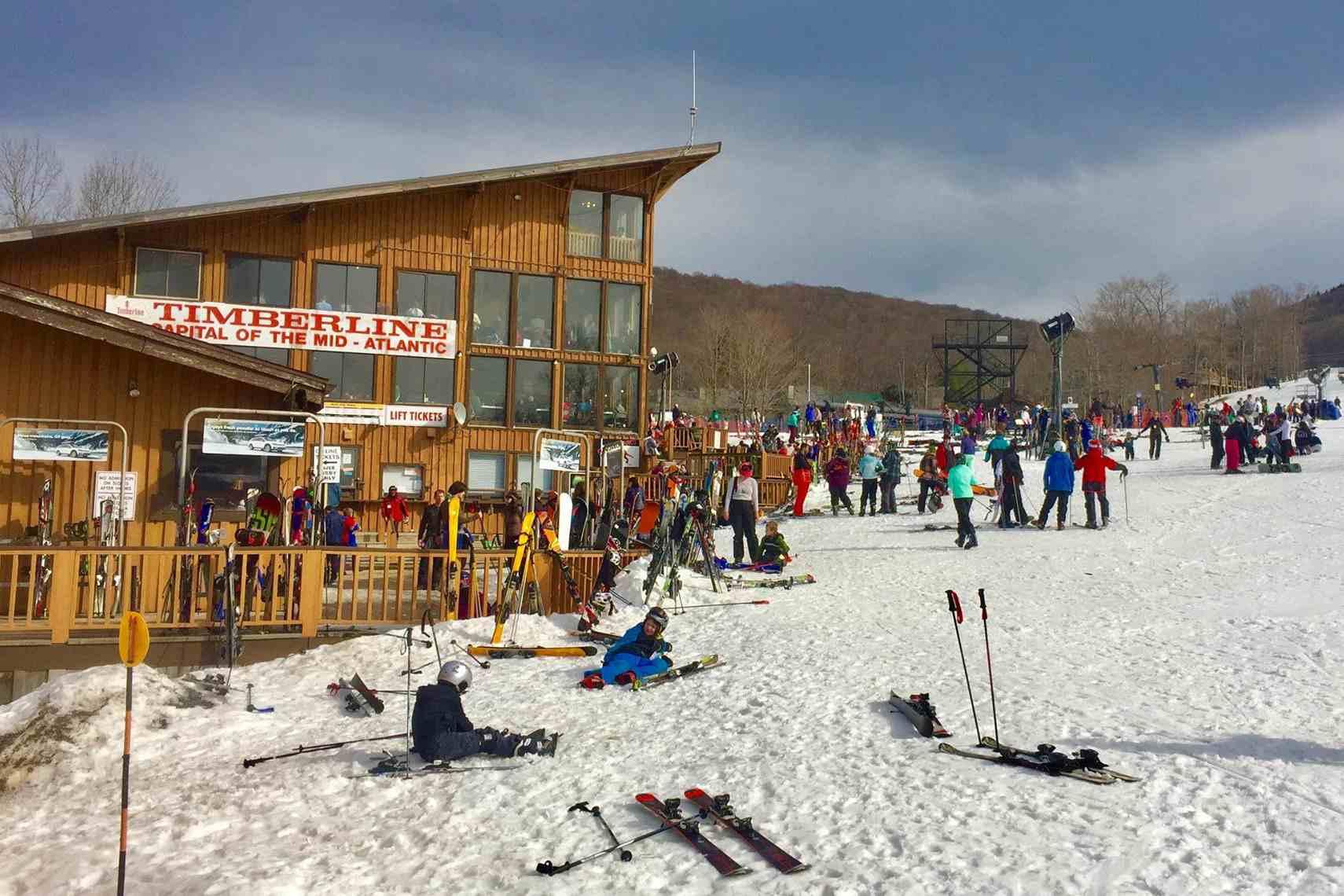 11 Ski Resorts Near Washington DC (MD, VA, PA and WV)