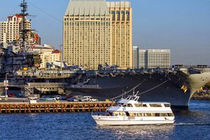 Taking a San Diego Harbor Cruise