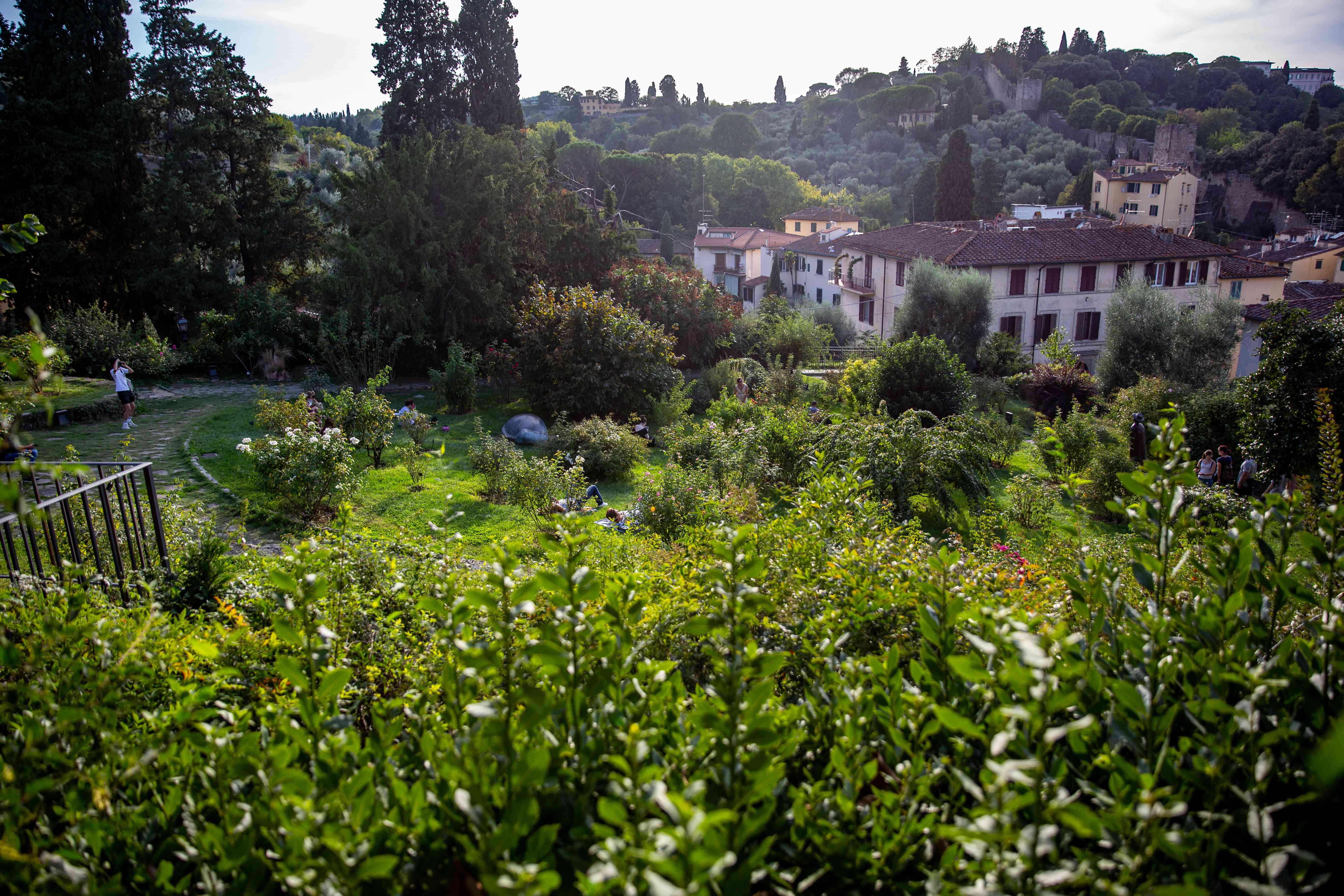 Giardino delle Rose in Florence