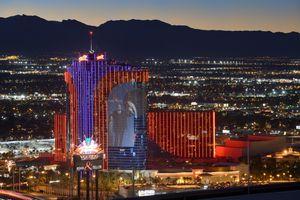 The Rio Hotel and Casino in Las Vegas