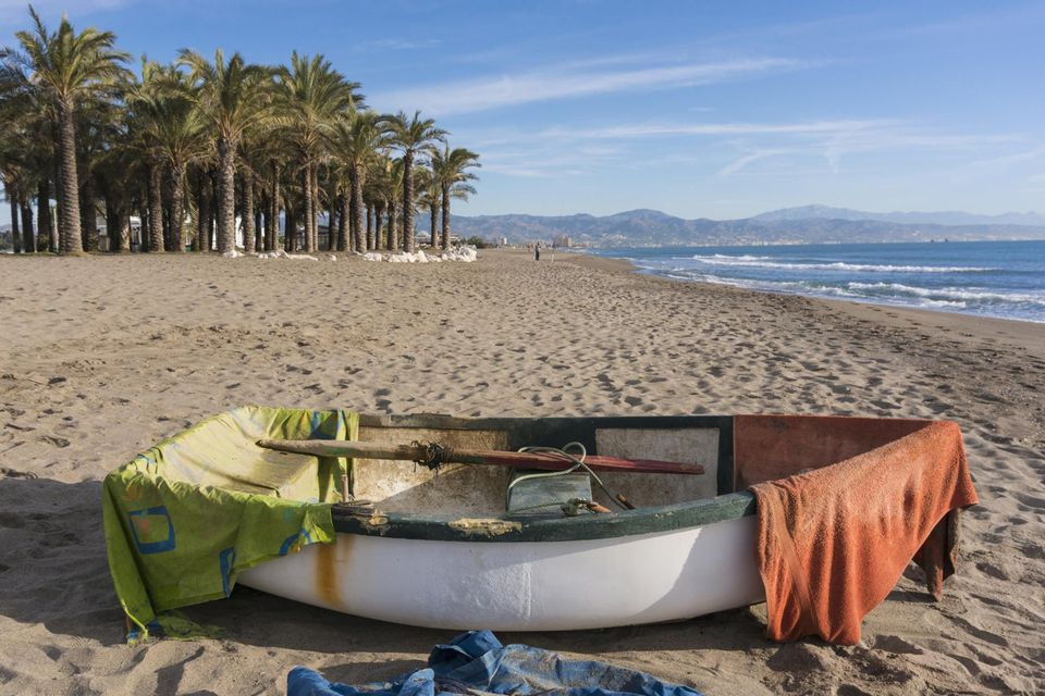 Playamar beach