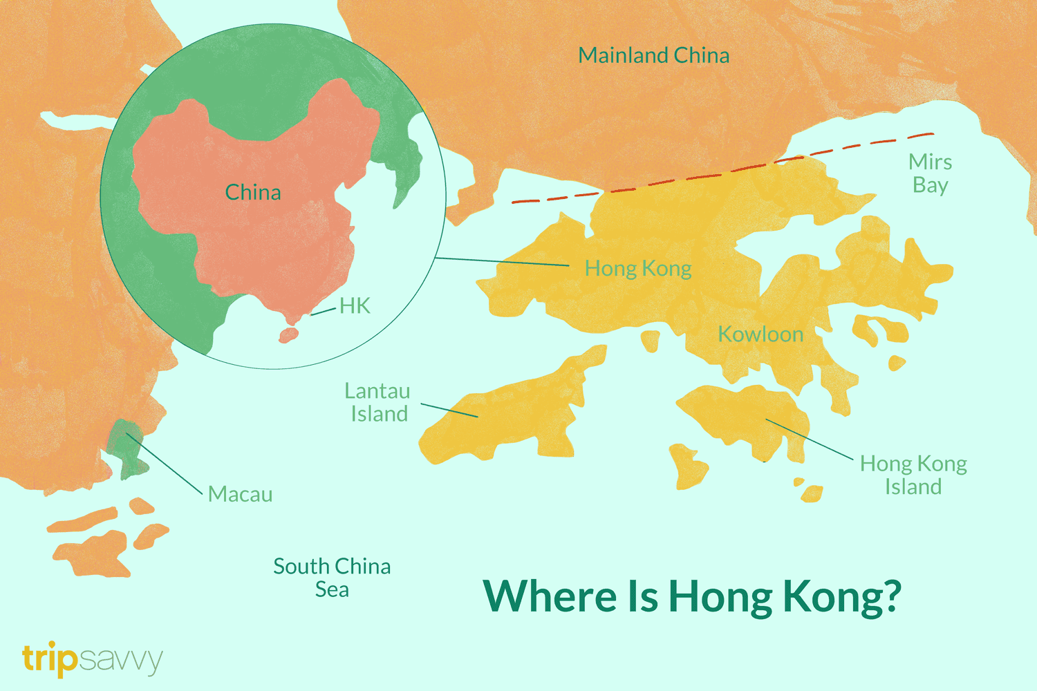 Is Hong Kong a Part of China, or Not?