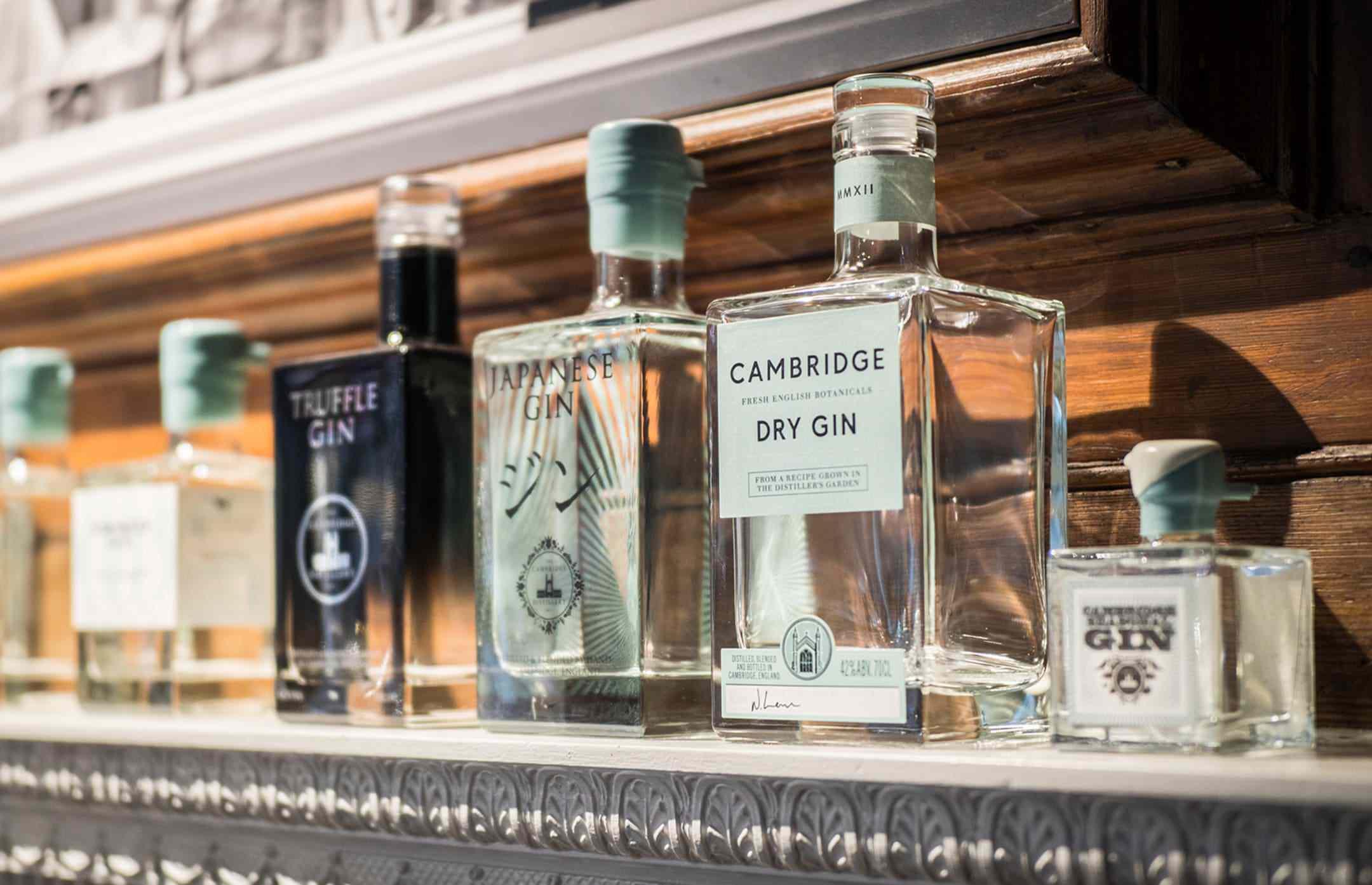 Cambridge Gin Distillery