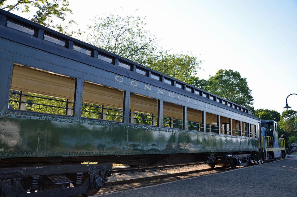 Essex Steam Train - Atracciones cerca de Mohegan Sun