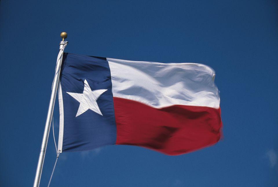 Bandera de Texas
