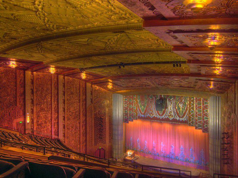 Oakland's Paramount Theatre