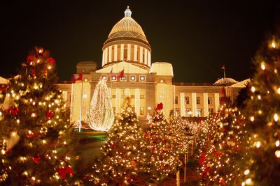 Little Rock Capitol Christmas Lighting 2020 The Best Little Rock Christmas Light Displays