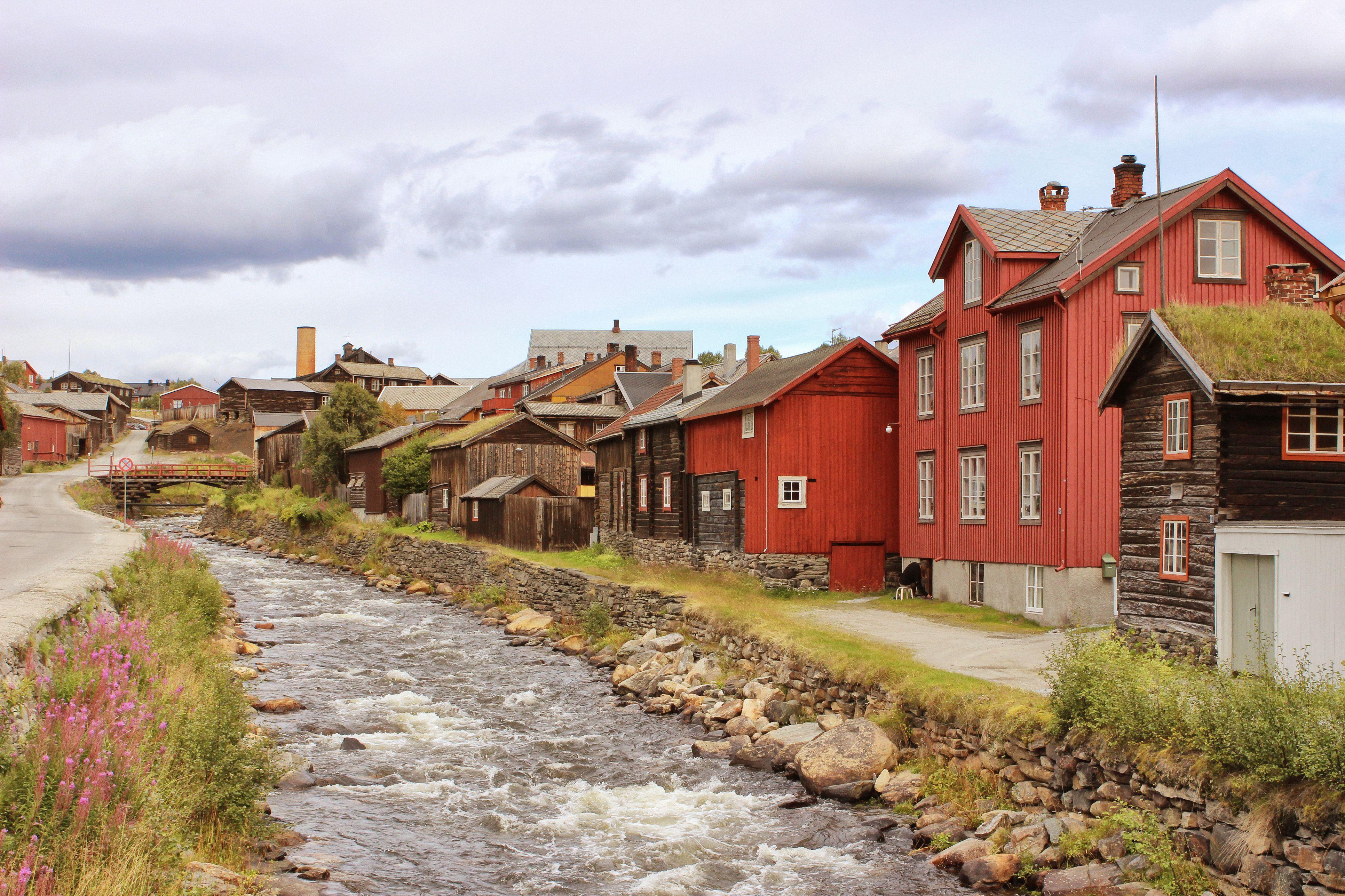 Røros town