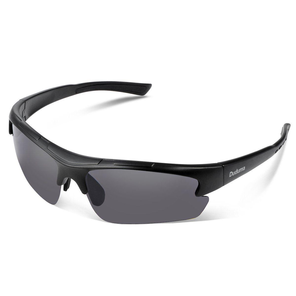 37f0b45ff2f Best MultiSport  Duduma Polarized Sport Sunglasses
