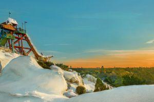Disney World's Blizzard Beach