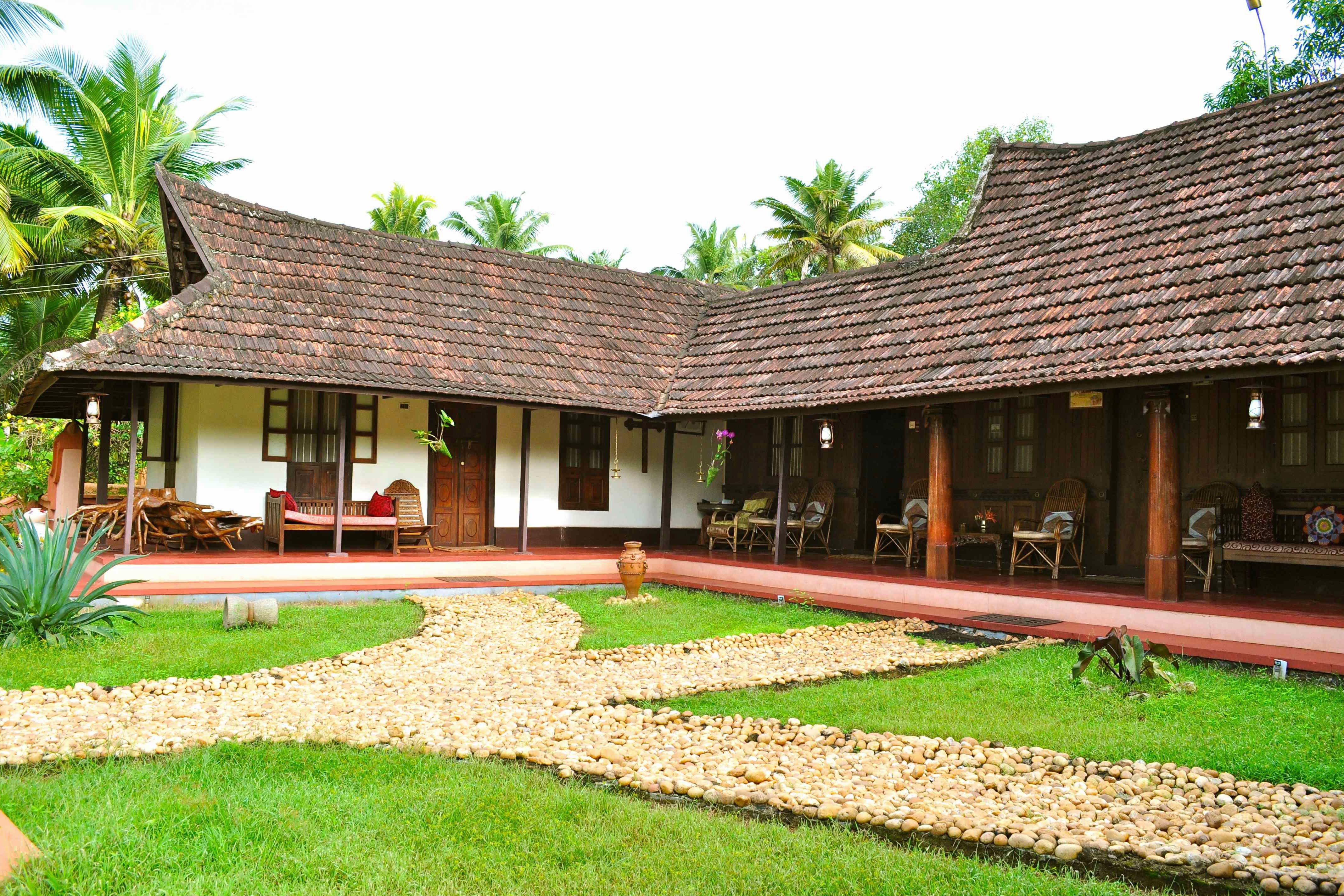 Emerald Isle Heritage Villa, Kerala