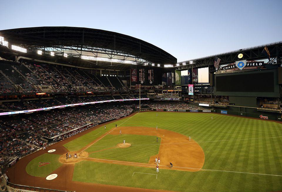 Arizona Diamondbacks at Chase Field