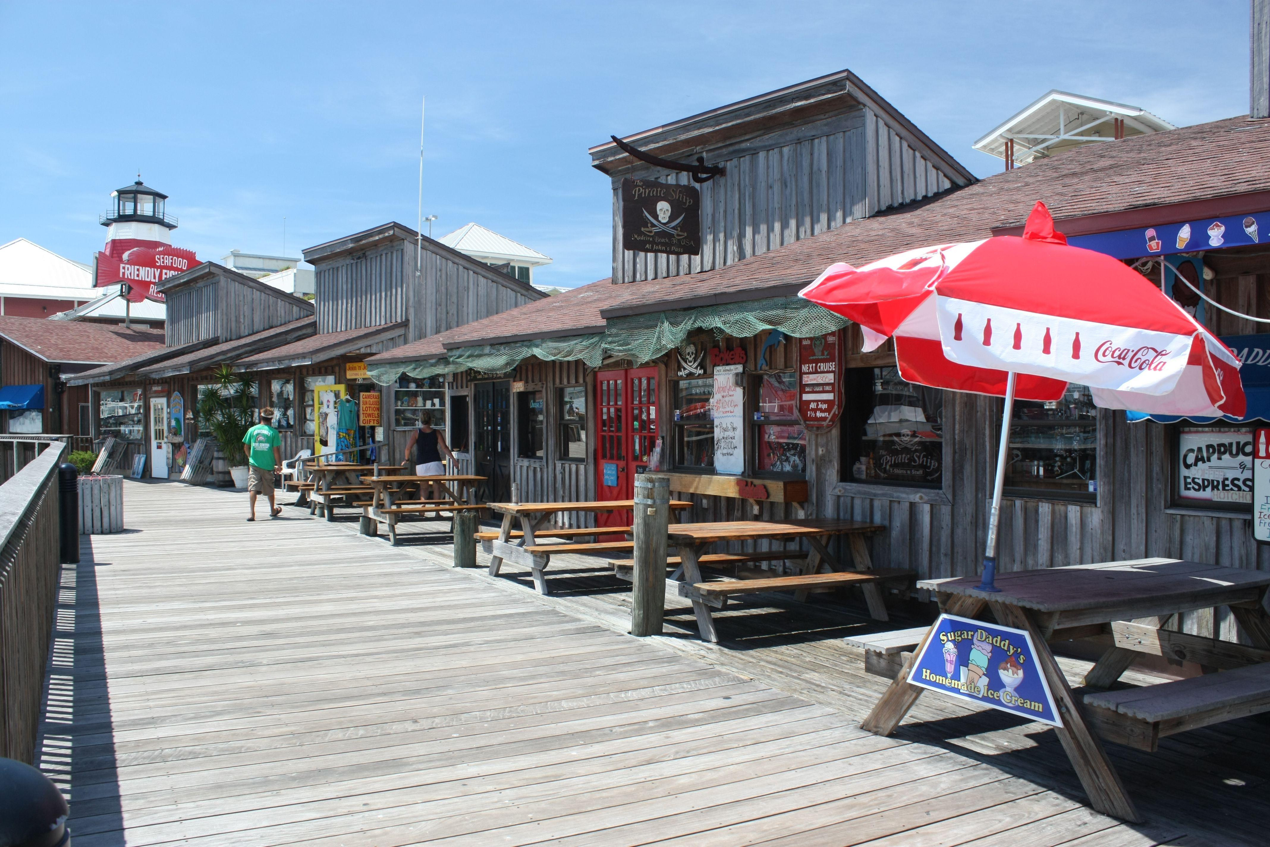 John's Pass Pier