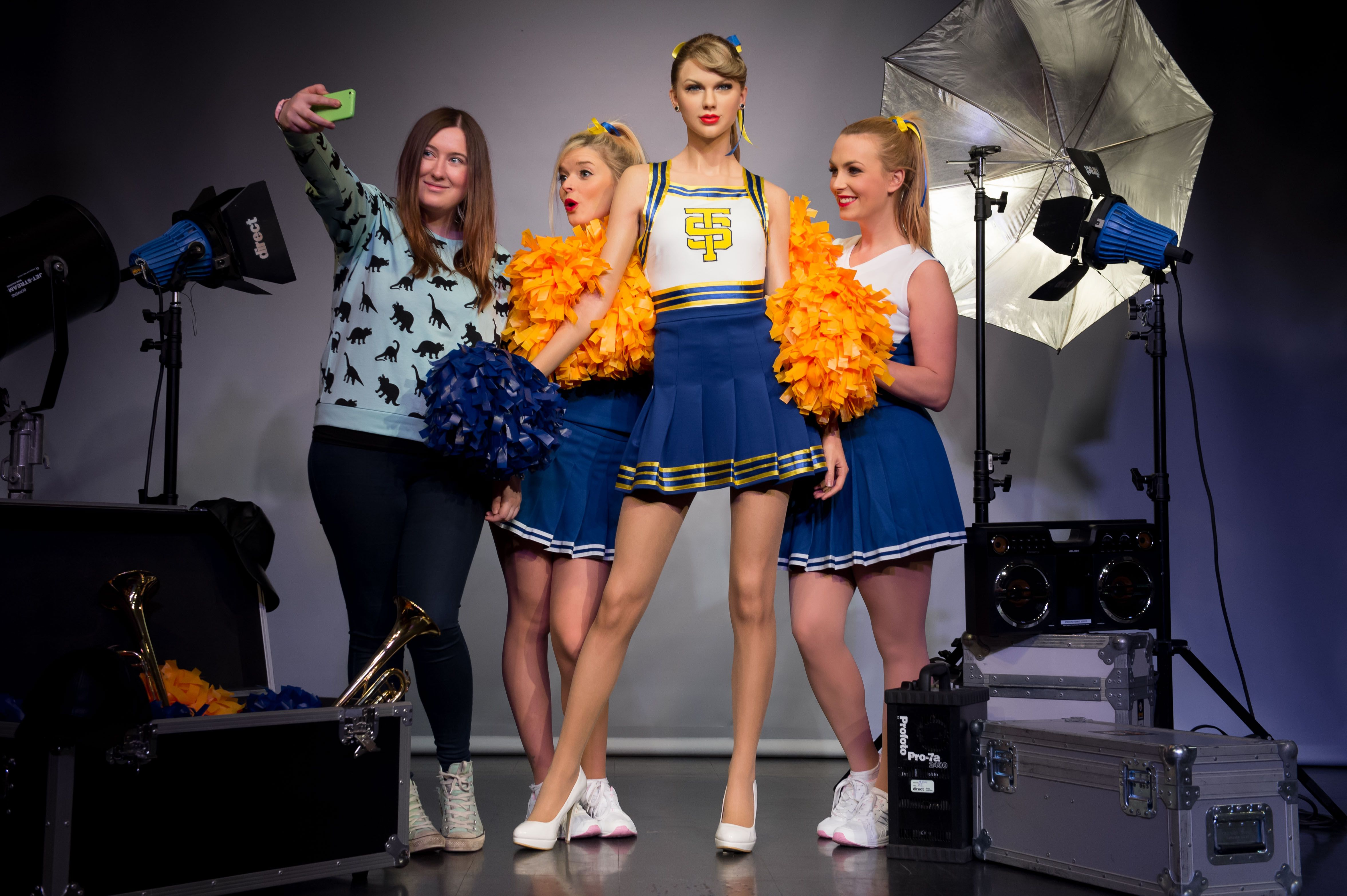Madame Tussauds - Taylor Swift