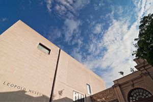 The Leopold Museum In Vienna