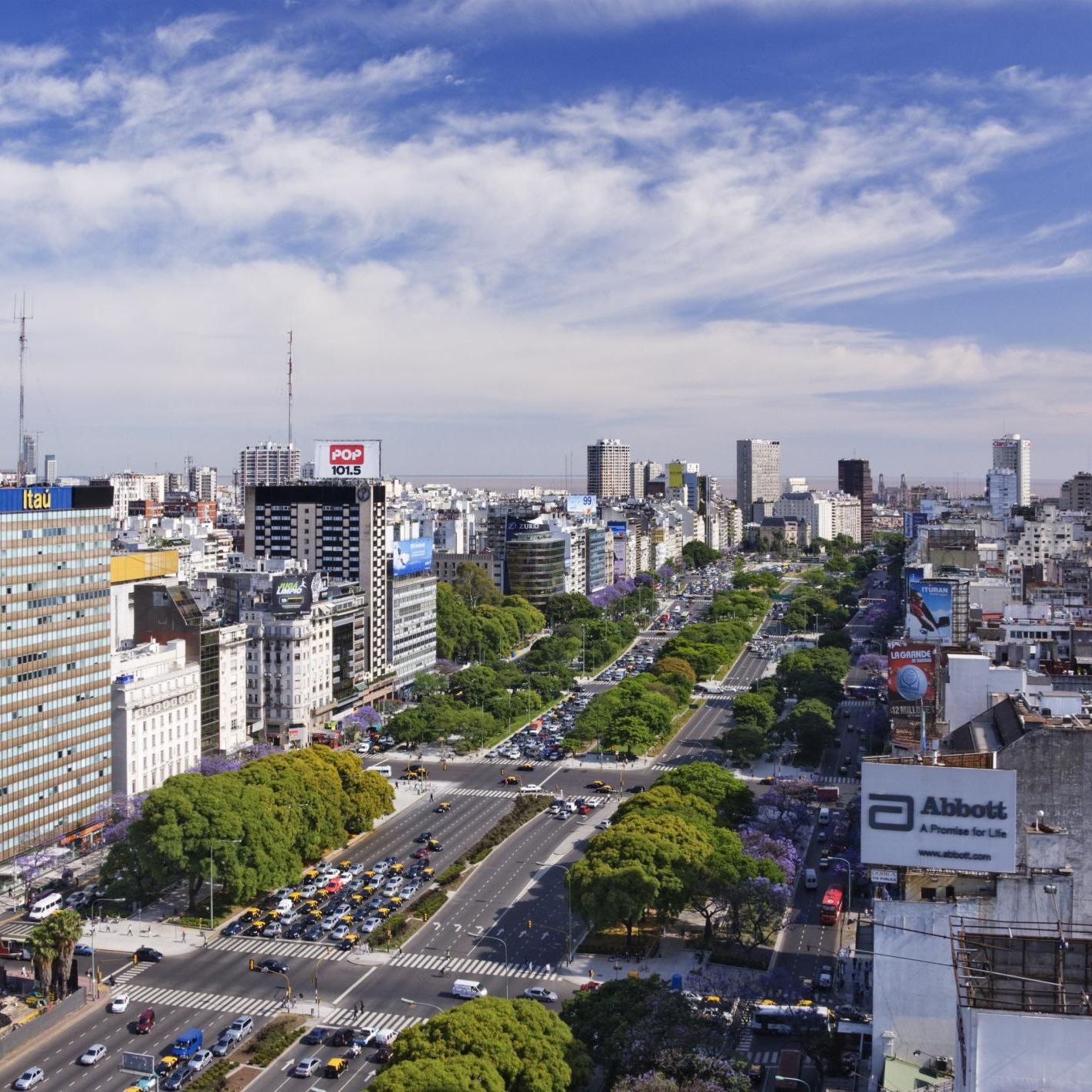 Top Popular South American Cities