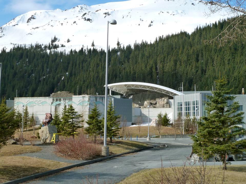 Alaska SeaLife Center Seward
