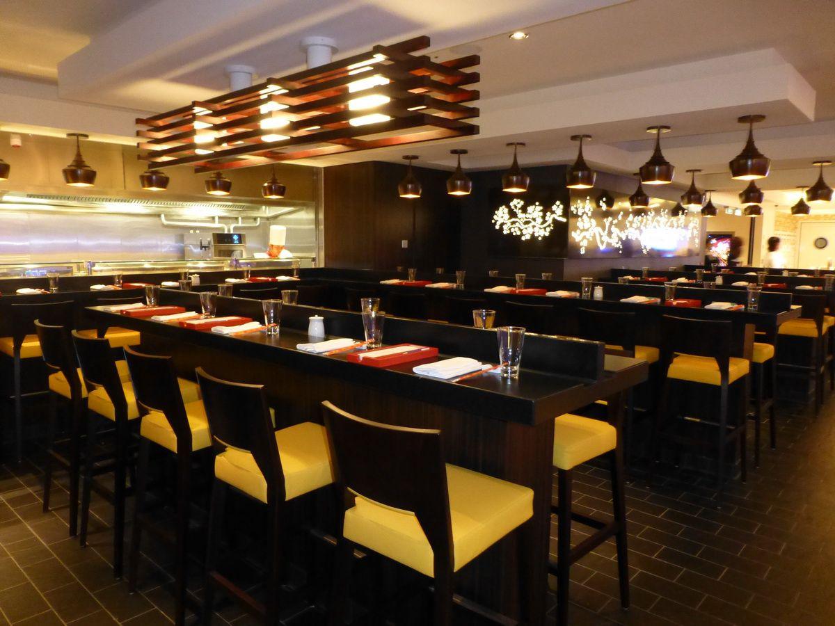 Shanghai's Noodle Bar on the Norwegian Breakaway