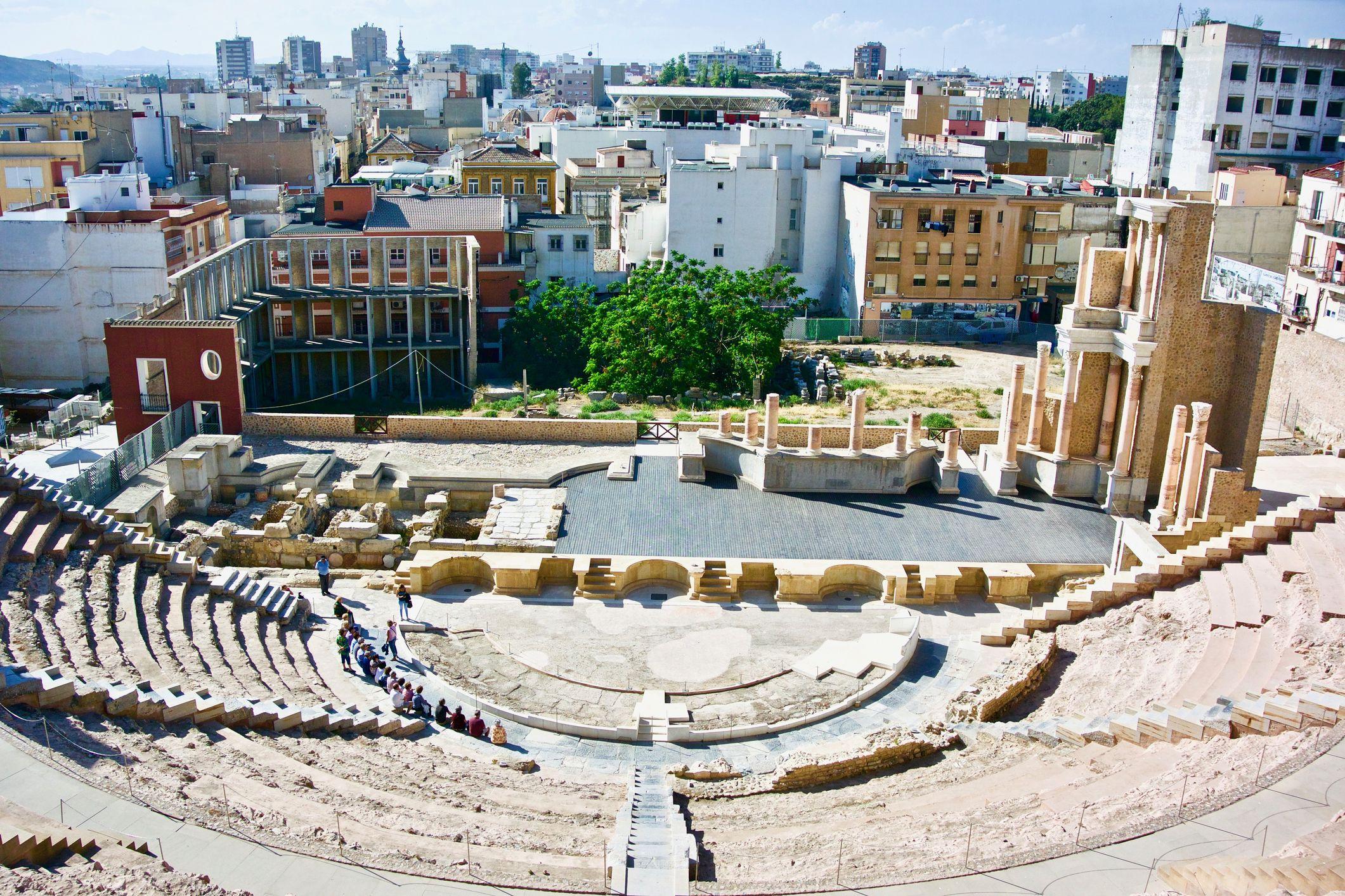 Cartagena Roman Theatre