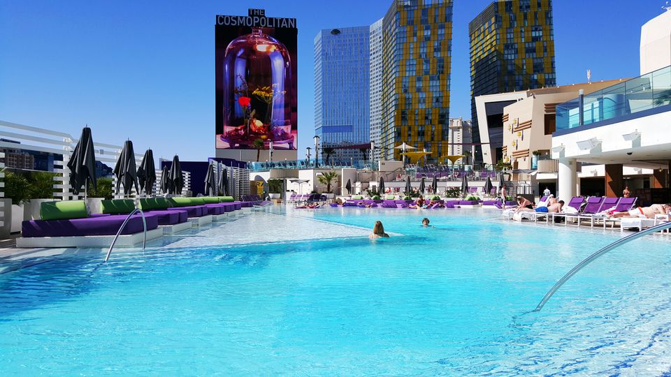 Summer At Cosmopolitan Of Las Vegas