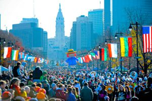 Philadelphia's Thanksgiving Day Parade