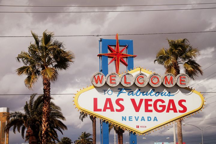 The Vegas Sign