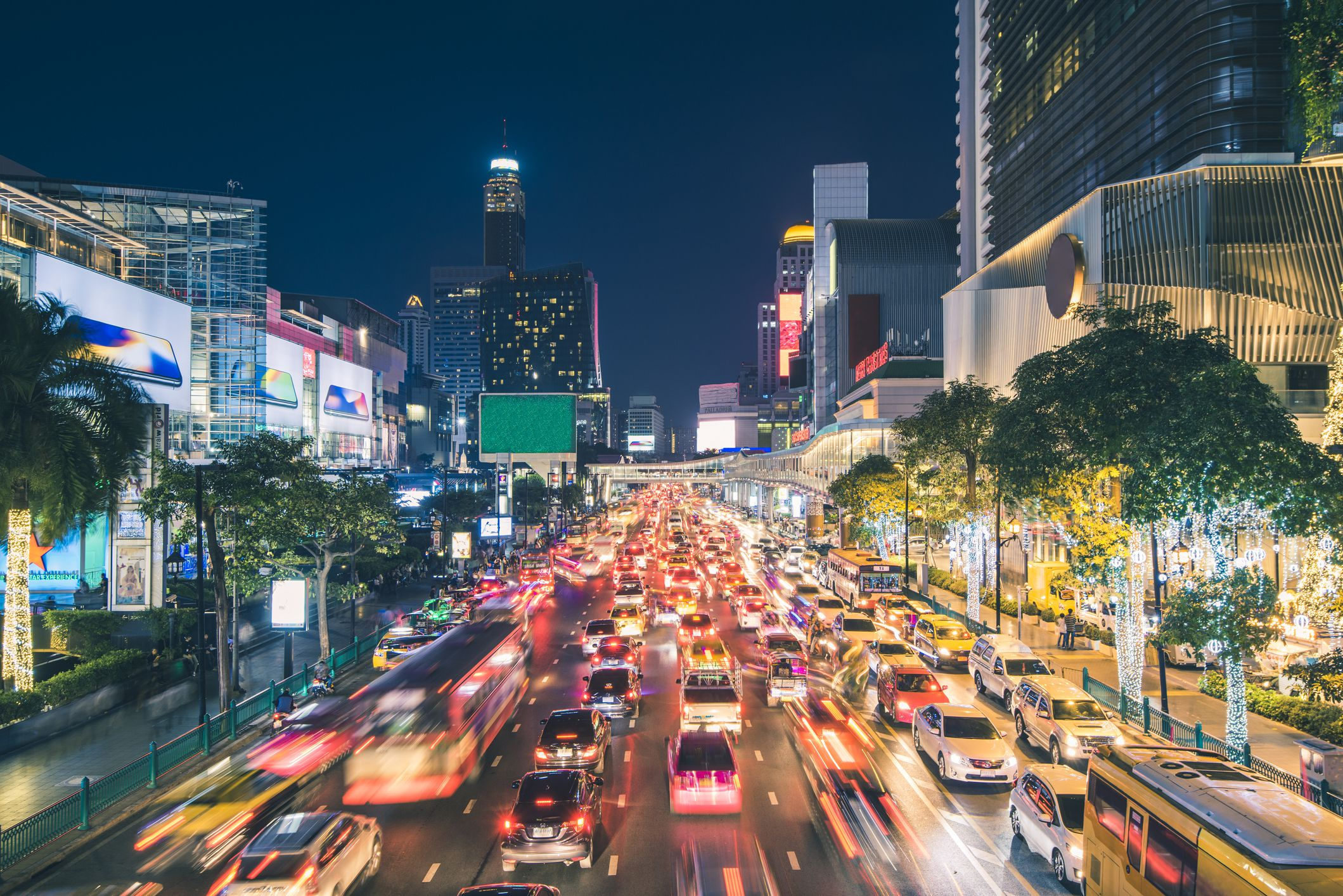 Driving in Thailand: What You Need to Know