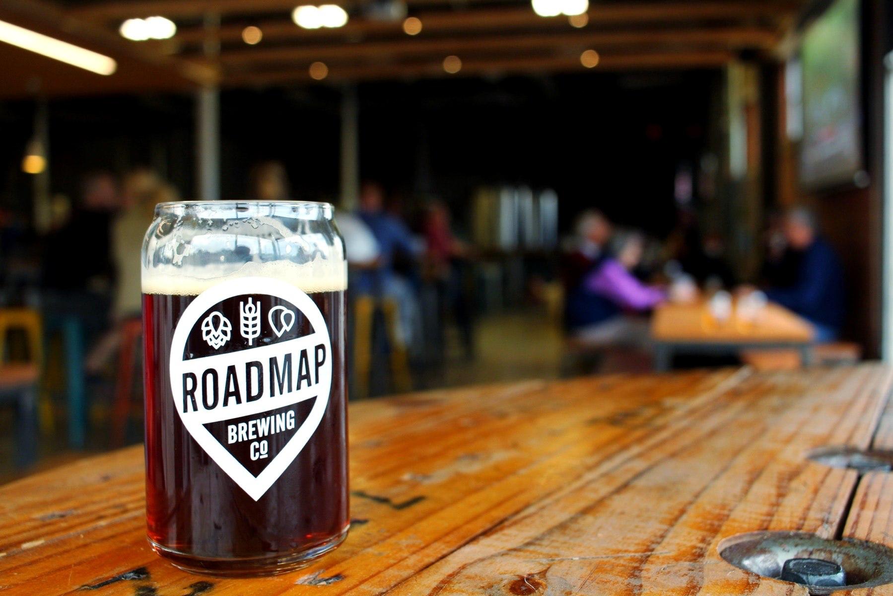 Roadmap beer