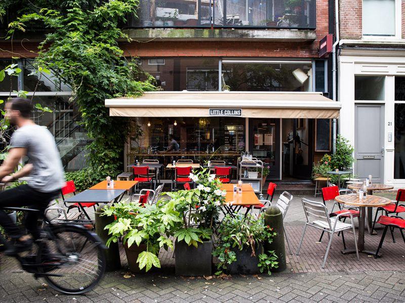 Little Collins, Amsterdam