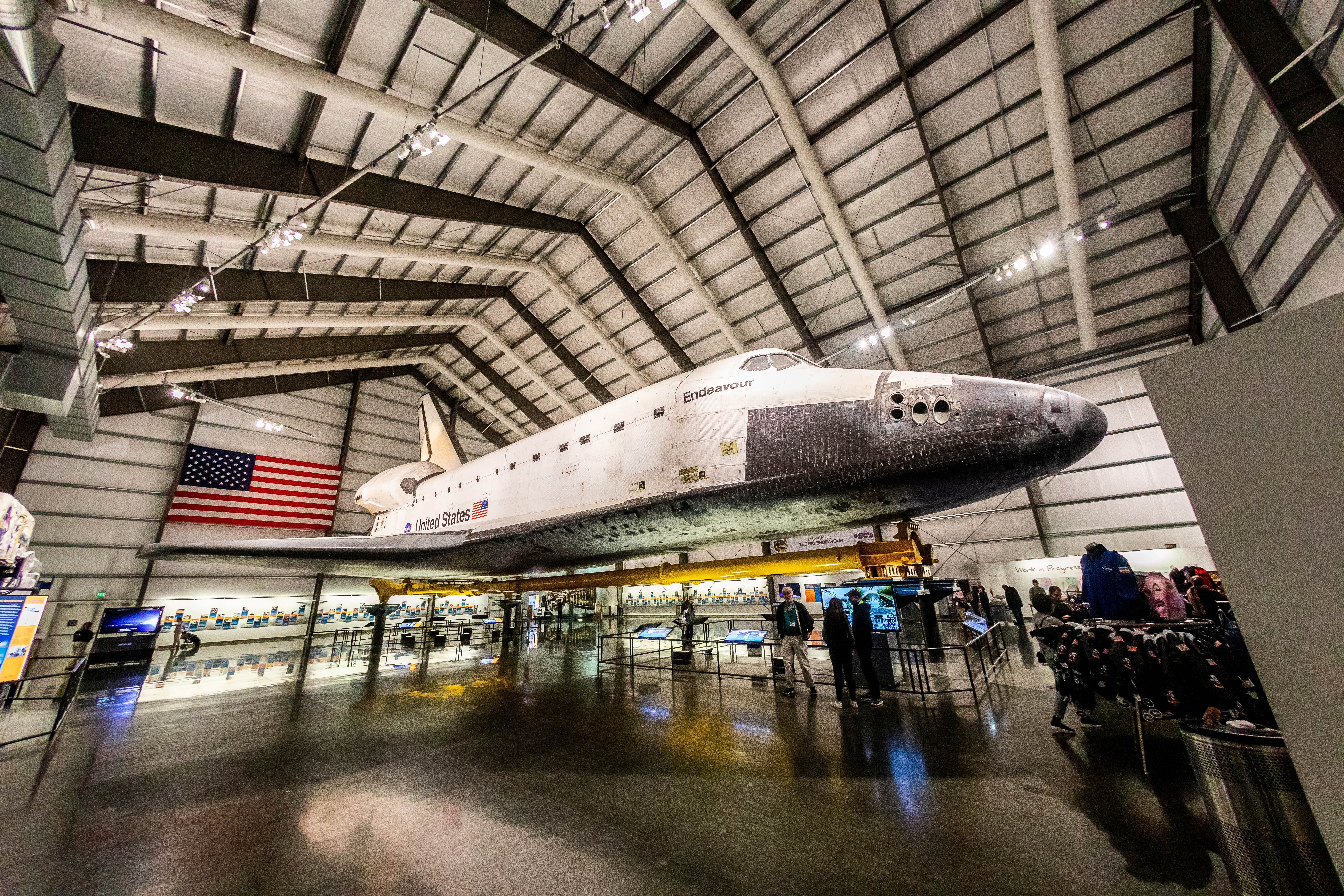 Best Air and Space Museums and Attractions in LA