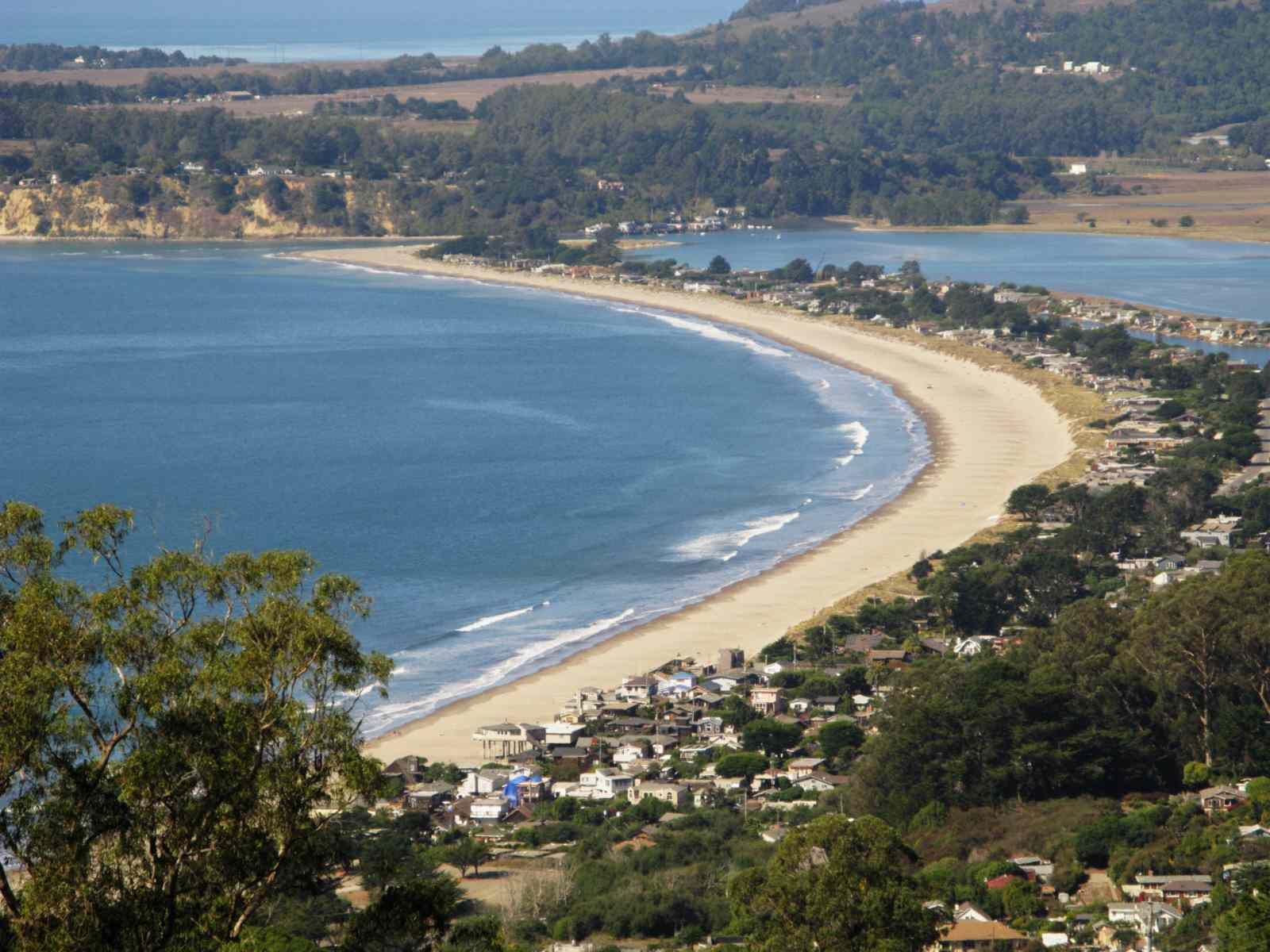Stinson Beach es una no incorporada comunidad en el condado de Marin, California, en la costa oeste de los Estados Unidos. La población de la playa de Stinson es de aproximadamente 751