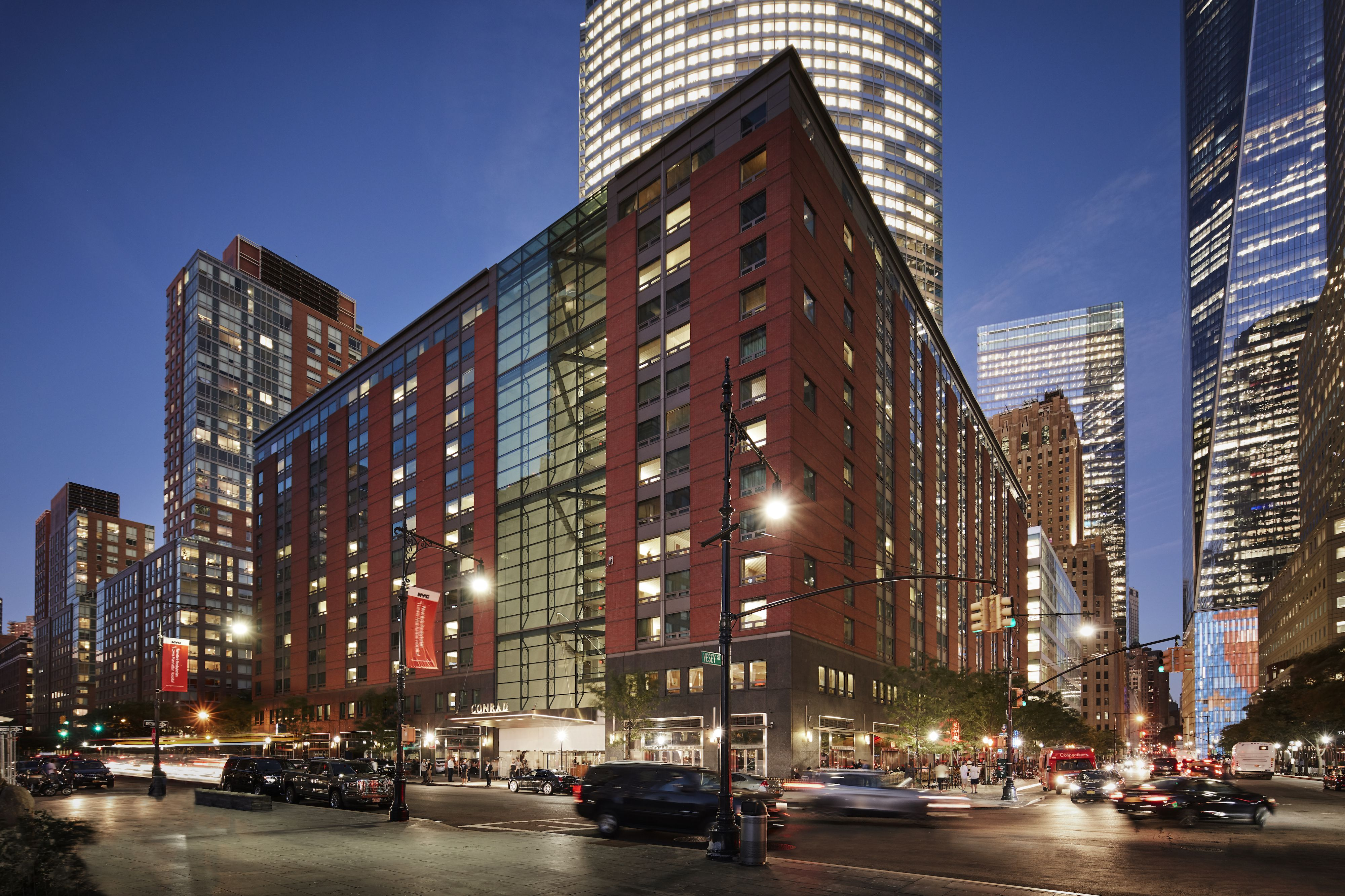 Where To Use Your Hilton Honors Points In New York City
