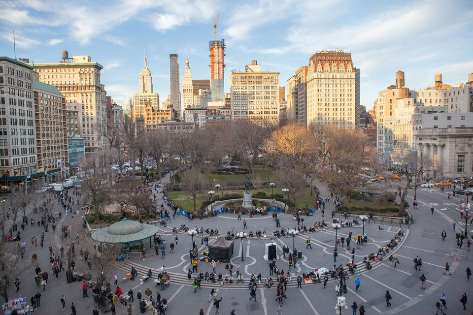 Union Square: The Compete Guide