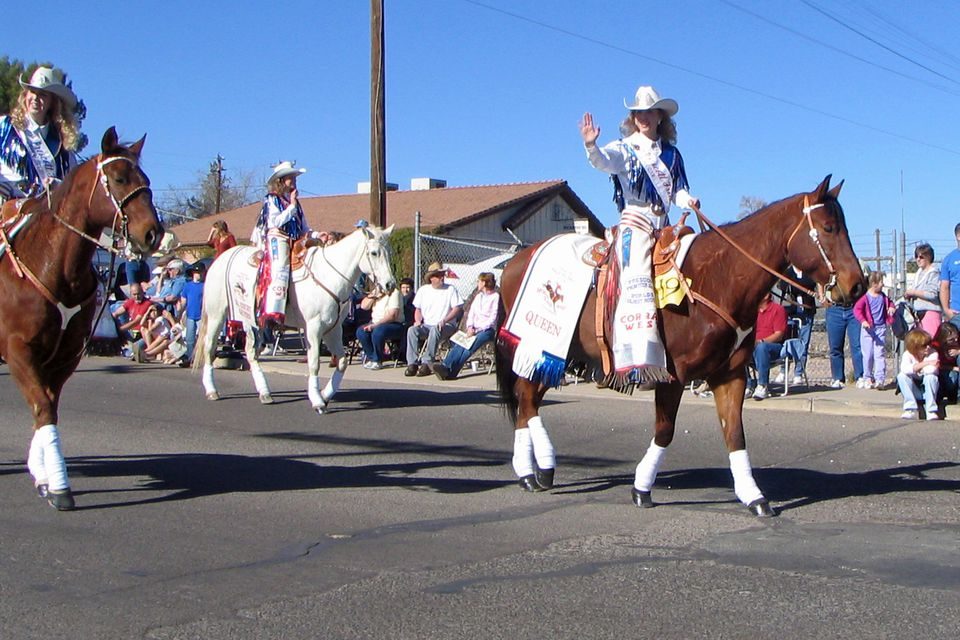 What Is Wickenburg Gold Rush Days Celebration And Rodeo